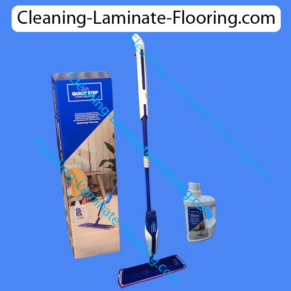 Quickstep Spray Cleaning Kit Quick Step Wood Amp Laminate