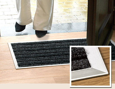 Quick Step Doormat System Cleaning Laminate Flooring